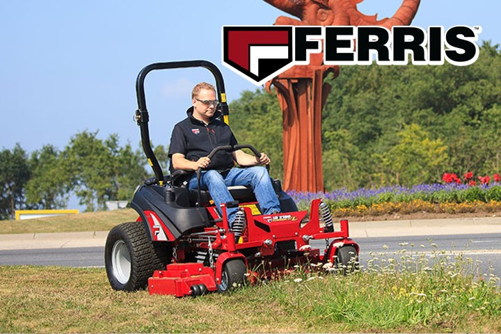 Zero Turn and Walk Behind Mowers - Trux Outfitter